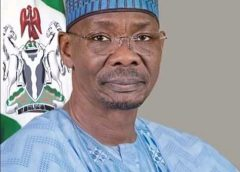 Encroach on govt land and face the wrath–Gov. Sule